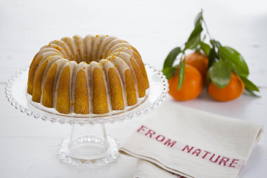 Curso de bundt cake de mandarina online