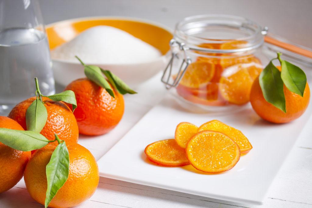 Curso de mandarinas confitadas online
